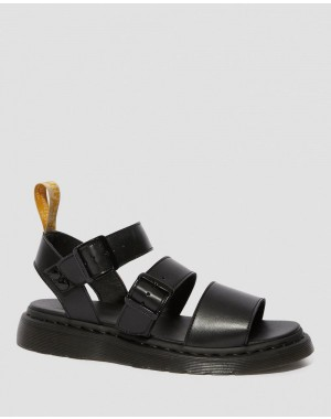 Black Friday 2020 SANDALIAS GRYPHON VEGANAS - BLACK FELIX RUB OFF Barato